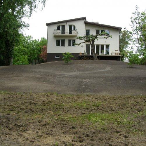 Ogród na skarpie Łódź - Ekoland-Ogrody